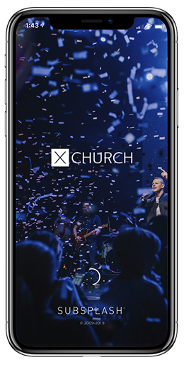 X Church Mobile App