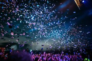 confetti worship