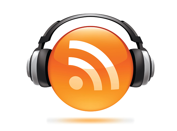 podcast icon media page